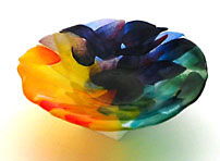 Petal Bowl by Candace Held